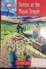 Sunrise At The Mayan Temple By Sigmund Brouwer PB 1992 1st Edition Vintage