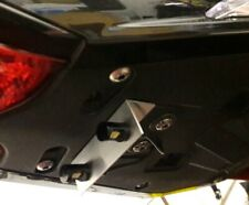 Benelli TNT 125 135 Tail Tidy Rear Fender Aluminium with Led lights number plate