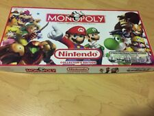 Monopoly Board Game Nintendo Collector's Edition 100% Complete 2006 Zelda Mario
