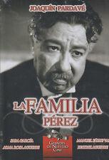DVD - La Familia Perez NEW Joaquin Pardave FAST SHIPPING !