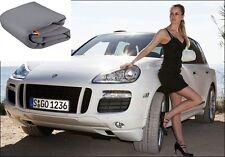 Telo Copriauto telato felpato Porsche Cayman Impermeabile con Zip Lato Guida