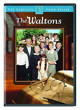 The Waltons ~ Complete 3rd Third Season 3 Three ~ BRAND NEW 5-DISC DVD SET