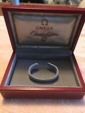 VTG OMEGA MENS Constellation automatic Chronometer WATCH - BOX  leather SWISS