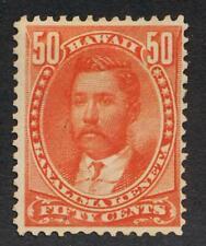 United States (Us) Hawaii 48 Mint Hinged Fine, Thin