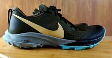 Nike Zoom Terra Kiger 5 Trail Running Shoes AQ2219-301 Olive Men's Size 8.5