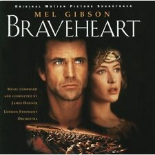 BRAVEHEART (BOF) - HORNER JAMES (CD)