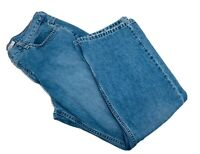 Faded Glory Size 16 Women Denium Blue Jeans 1972 SPECIAL EDITION 100% cotton