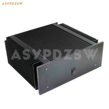 4015 Aluminum enclosure Class A Power amplifier chassis/case size 400*150*373mm