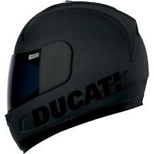 DUCATI STICKER DECAL FOR HELMET 999 998 848 1098 DIAVEL MULTISTRADA MONSTER