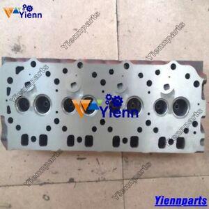 A2300 A2300T Cylinder Head For Cummins Engine Doosan Daewoo D20S D25S D30S