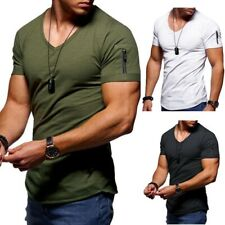 Gyms Clothing Fitness T Shirt Men Fashion Summer Short Sleeve Muscle T-shirt New
