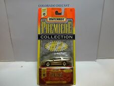 Matchbox Premiere Silver Ram Air Firebird