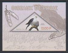 Kongo - 2014, 1200f Vögel Von Prey (Oiseaux De Proie ) Blatt - MNH