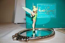 Walt Disney Classics Figurine WDCC Tinkerbell Pauses To Reflect Peter Pan COA