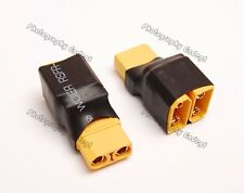 Lot(2) AMASS XT90 XT-90 Serial Series Connector Ultra Compact RC Connector