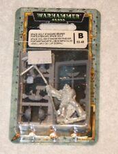NEW Warhammer 40K Space Marine Space Wolf Standard Bearer 53-48 2000