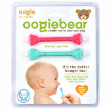 oogiebear Baby Ear & Nose Booger Cleaner Remover tool 2pk |Authorized Retailer|
