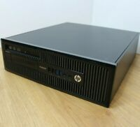 HP Elitedesk 400 G1 Windows 10 Desktop PC Intel i5 4th Gen 2.9GHz 4GB 500GB WiFi