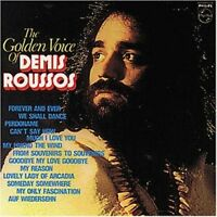 Demis Roussos Golden voice of (12 tracks, 1971-76, Philips) [CD]