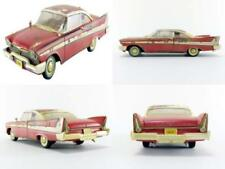 Auto World Miniature Voiture Plymouth Fury Christine Dirty Version 1958...