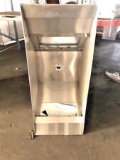 "24"" Commercial Hood Restaurant Exhaust Hood for Fryer or Grill"