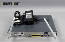 CISCO C888EG+7-K9 G.SHDSL w/ EFM (non-US) 3.7G HSPA+ R7 w/ SMS/GPS
