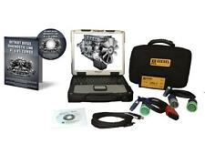 Detroit Diesel Diagnostic Link Engine Laptop Kit with DPA5 Heavy Truck Tool NEW
