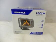 """Lowrance (Hook2 5X) 5"""" Fish Finder"""