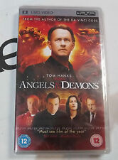 Angels and Demons NEW Sony PSP UMD Video Movie