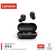 Lenevo Kopfhörer Bluetooth 5.0 In-Ear Headset für iPhone 8/11/x Samsung Huawei
