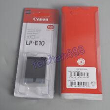 LP-E10 battery For Canon EOS 1100D 1200D 1300D Kiss X50 X70 X80 Rebel T3 T5 T6