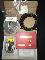 ELECTRICAL QUICK TRIP switch & display for AC PRO SOLID STATE utility relay co
