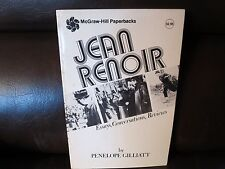JEAN RENOIR by Penelope Gilliatt (NEW) Grand Illusion, The Rules of the Game