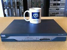 CISCO CISCO1811/K9 Security Router CISCO1811 8 x 10/100 *with warranty*