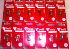Londres 2012 jeux olympiques coca cola Téléphone Boîtes Set de 12 broches badges