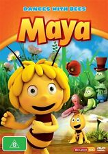 Maya The Bee - Dances With Bees (DVD, 2013)-free postage