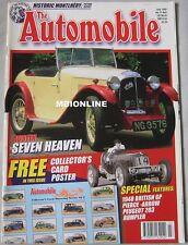 The Automobile magazine 07/1999 featuring Austin, Pierce-Arrow, Peugeot