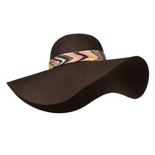 Missoni for Target Women's Felt Floppy Hat - Colore -100% wool -NEW
