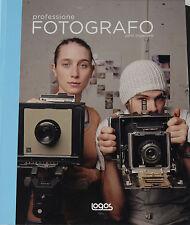 PRL) LIBRO PROFESSIONE FOTOGRAFO II EDIZIONE FOTO LIBRO FOTOGRAFIA INGLEDEW NEW