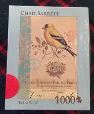 "Chad Barrett Bella Bird Jigsaw Puzzle 1000 Pc 19"" x 27"" NIB Sealed"