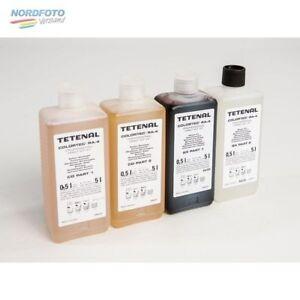 TETENAL Colortec RA-4 Prof Print Kit RT für 5 Liter (EUR 15,99/l)