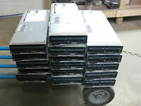 One HP 459483-B21 BL460c E5450 3.0GHz QC Blade Server NO RAM NO HDD =