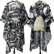 Waterproof Pro Hair Styling Cape Nylon Haircuting Salon Cape Gown Equipment New
