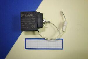 NEUWARE F Serie inkl Halterung Neue Version C Jura Magnetventil 230 V