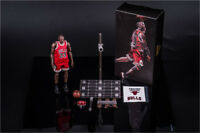 MOTION MASTERPIECE SERIES 2 1/9 MICHAEL JORDAN ACTION FIGURE NEW IN BOX