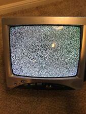 "Vintage Durabrand 13"" TV CRT COLOR Television Retro Gaming NES SNES DU1301"