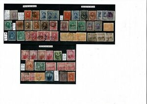 N213 Hawaii collection GU on 3cards c£a lot FREE SHIPPING!