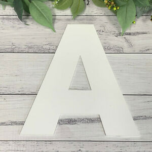 """Baking Template Letter Cake or Cookie. Alphabet Template. A-Z. Large 11"""" tall"""