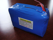LiFePO4 battery 12V 30AH Built In BMS Solar Battery Backup Power Deep Cycle UPS