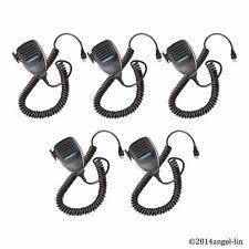 Lot 5 OEM Microphone KMC-30 for Kenwood TK-7302 TK-7360 TK-8102 TK-8108M Radio